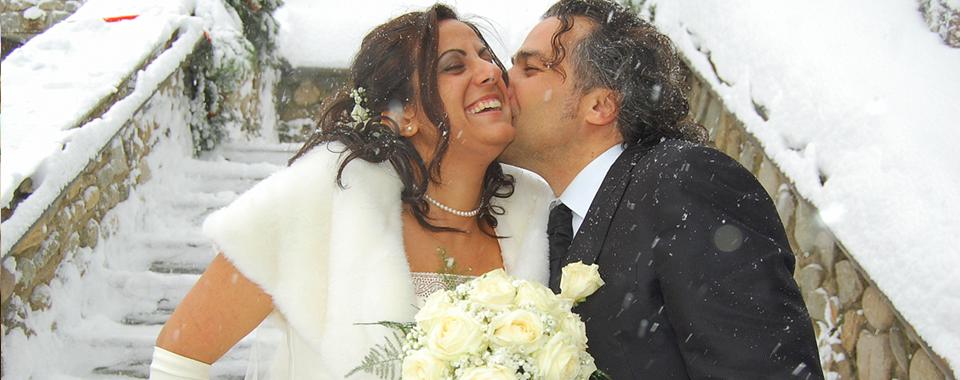 Matrimonio innevato, matrimonio fortunato